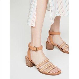 Madewell The Lily Whipstitch Sandal
